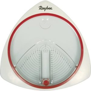 Rayher 89770000 cutter circulaire plastique